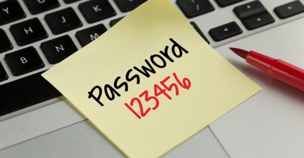 2018'in kırılması kolay en kötü hesap şifreleri