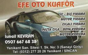 Read more about the article Efe Oto Kuaför