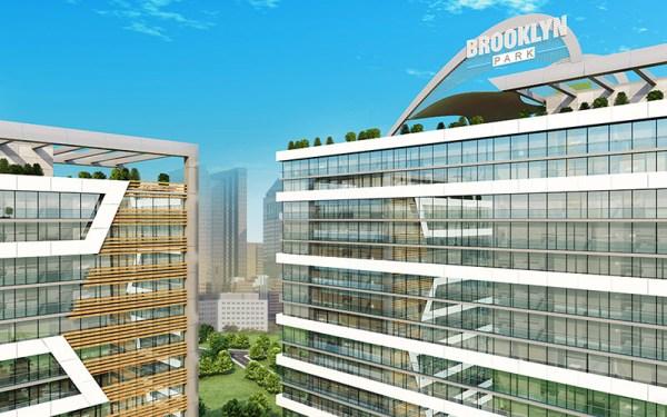 Brooklyn Park Kadıköy İstanbul Anadolu Yakası projenin ...