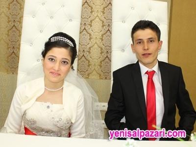 Damla ile Ogün evlendi