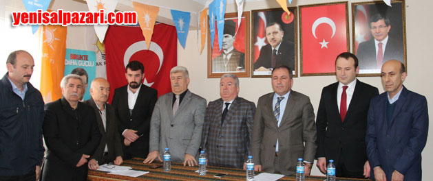 Danışma Meclisi Toplantısı saygı duruşu ve İstiklal Marşımızın okunmasıyla başladı