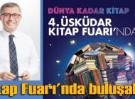 Hilmi Türkmen: Kitap sayfalarının kokusu Üsküdar'ı saracak