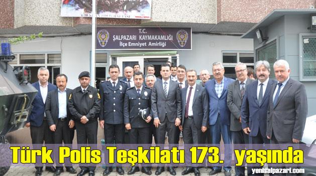 polis bayrami