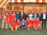 Futbolda Şalpazarı Çok Programlı Anadolu Lisesi şampiyon oldu