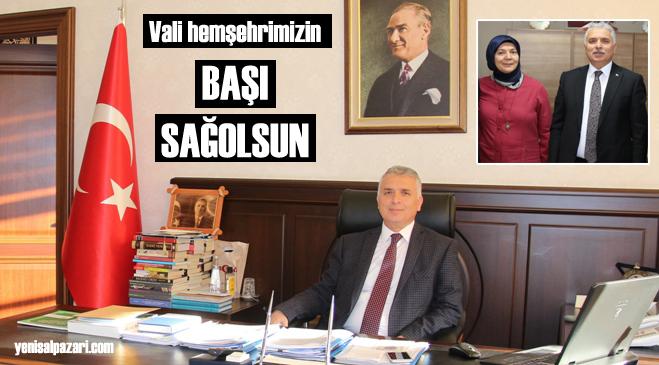 Muş Valisi Aziz Yıldırım'ın eşi Selma Yıldırım vefat etti