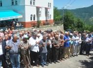 Güleser Yılmaz'ın cenazesi Üzümözü Mahallesi'nde toprağa verildi