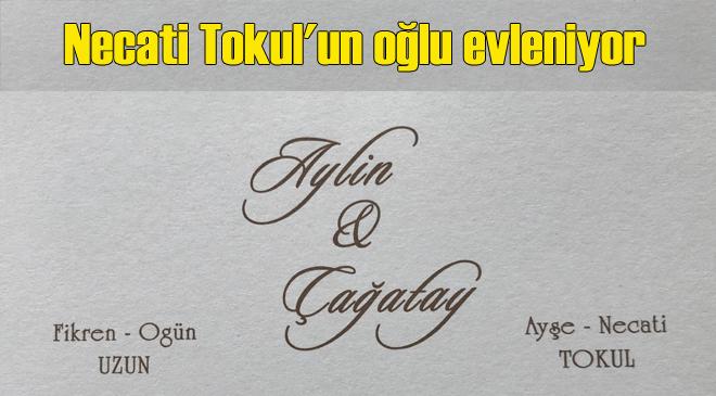 İşadamı Necati Tokul'un oğlu Çağatay, Aylin Uzun ile hayatını birleştiriyor