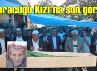 Merhum Şevki Bektaş'ın vefat eden Eşi Fatime Karataş Üzümözü'nde toprağa verildi
