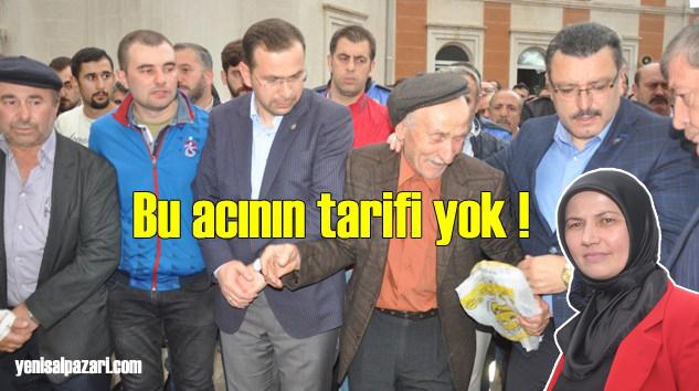 Leyla Mumcu'nun cenazesi Trabzon'da toprağa verildi