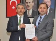 İbrahim Kahraman AK Parti Şalpazarı Belediye Başkan Aday Adayı