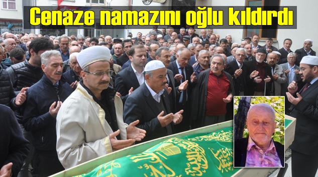 Mehmet Kabataş'ın cenazesi Üzümözü'nde toprağa verildi