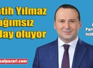 Fatih Yılmaz Şalpazarı Belediye Başkanlığı'na bağımsız aday oluyor