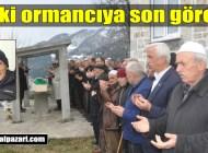 Mustafa Bayraktar Gökçeköy'de ebediyete uğurlandı
