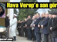 Hava Verep'in cenazesi Çarlaklı Mahallesi'nde toprağa verildi