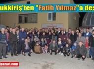 Fatih Yılmaz Dorukkiriş Mahallesi'nde seçmenlerle buluştu