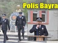 Şalpazarı'nda Polis Bayramı törenle kutlandı