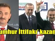 MHP'li Refik Kurukız Şalpazarı Belediye Başkanlığı'na yeniden seçildi