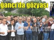Ayşe Alıcı'nın cenazesi Doğancı Mahallesi'nde toprağa verildi