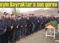 Hüseyin Bayraktar'ın cenazesi Samsun'da toprağa verildi