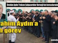 İbrahim Aydın'ın cenazesi Sütpınar'da toprağa verildi