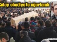 Ali Gülay Şalpazarı'nda ebediyete uğurlandı