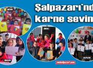 Şalpazarı'nda 1.100 öğrenci karnelerini alarak yarıyıl tatiline girdi