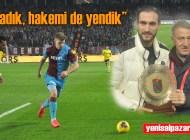 Başkan Ağaoğlu: Oynadık hakemi de yendik