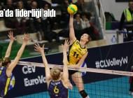 Vakıfbank Kadın Voleybol Takımı İtalyan ekibi Savino Del Bene Scandicci'ye şans tanımadı