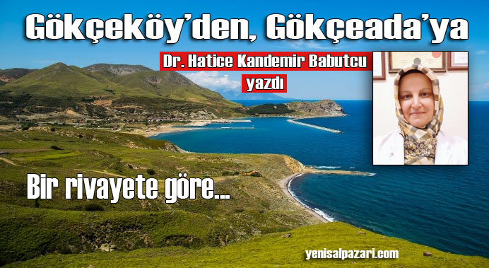 """Şalpazarı İlçe Hastanesi Aile Hekimi Dr. Hatice Kandemir Babutcu'dan bir """"Gökçeköy"""" hikayesi"""