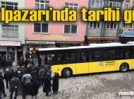 Trabzon Büyükşehir Belediyesi Şalpazarı'na otobüs seferlerini başlattı