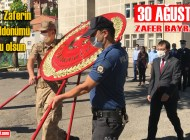 Şalpazarı'nda 30 Ağustos Zafer Bayramı kutlandı