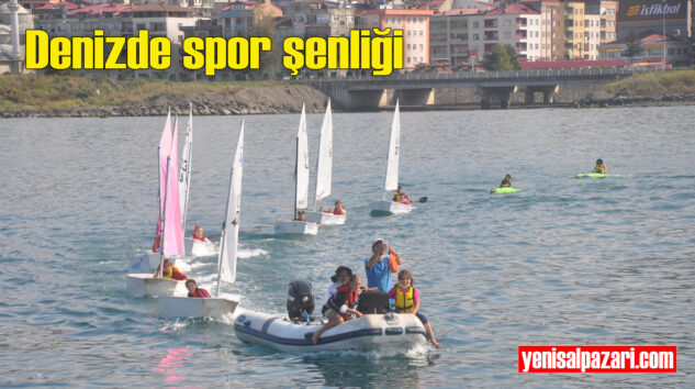 Beşikdüzü'nde Avrupa Spor Haftası etkenlikleri düzenlendi
