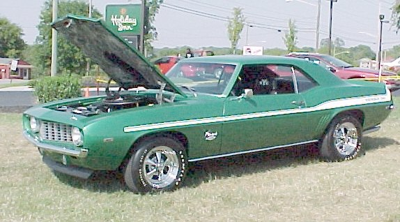 Chevelle Baldwin Copo Motion 1967