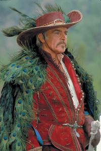 Sean Connery as Juan Ramírez