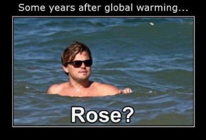 Leo after Titanic