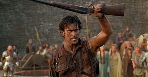 Bruce Campbell as Ash Williams