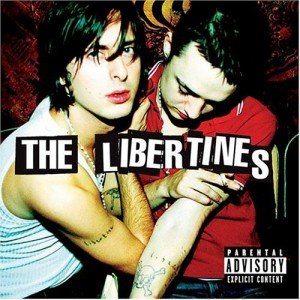 The Libertines Album cover