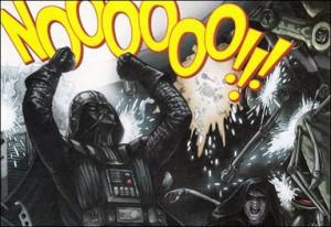 Hasta Darth Vader está en contra...