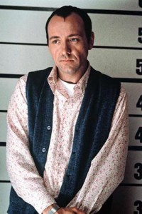 "Kevin Spacey as ""Verbal"" Kint"