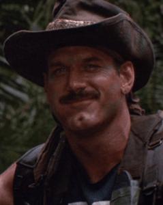 Jesse Ventura as Blain