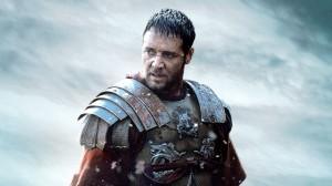 Russell Crowe as Maximus Decimus Meridius