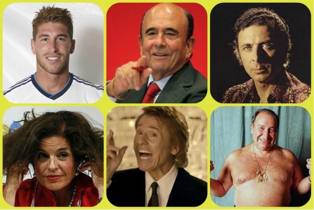 miedo al inglés: 6 personajes que no lo tienen