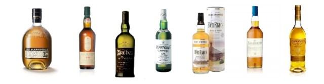 Pure malt scotch whisky