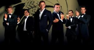 Sobre todo si tenemos en cuenta la teoría de que James Bond no es una sola persona, sino un nombre clave.