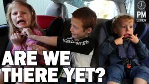 Feeling adventurous? Travel with children!