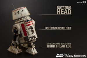 R5-D4 Were it not condicionales