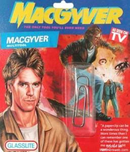 La caja de herramientas de MacGyver con todo lo necesario.
