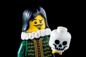 Alas, poor Shakespeare!