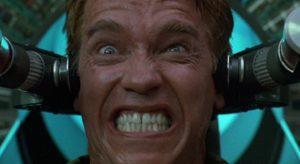 ¿Qué esperábais de un experimento llamado Total Recall?