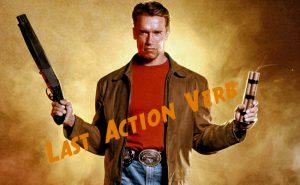 Last Action Verb